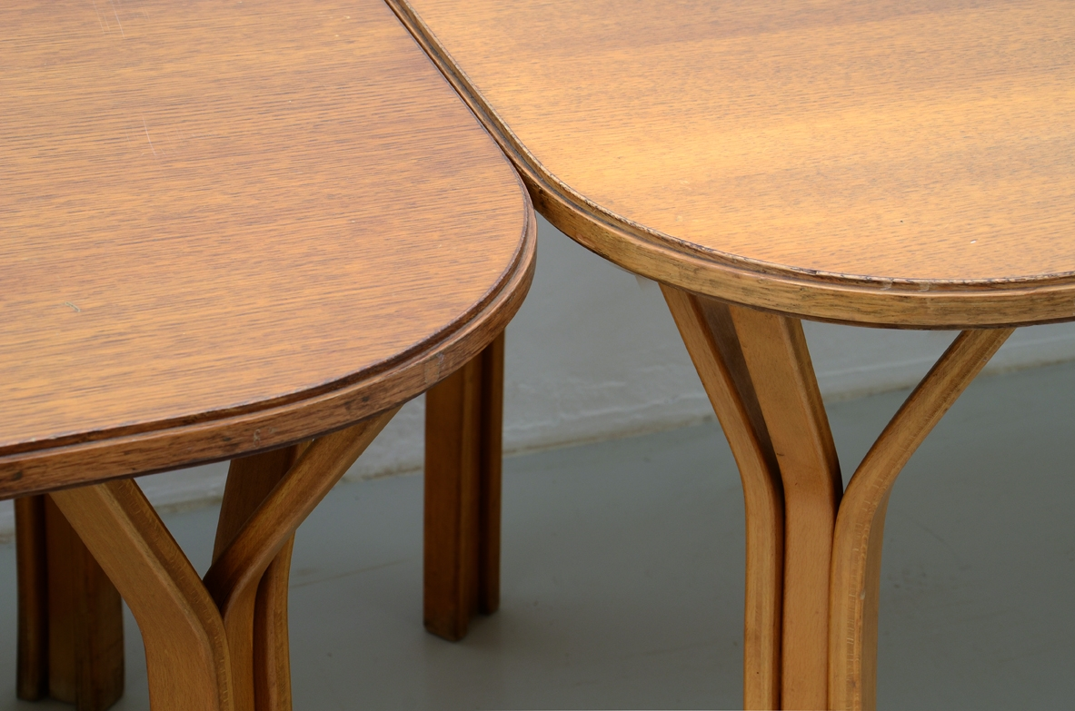 Mid century Modern tables milan shop