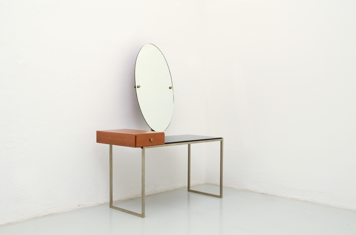 Pierre Paulin, console table designed in 1955.