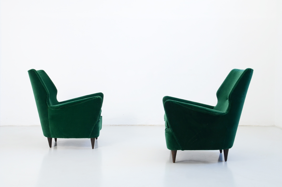 1950's Vintage armchairs