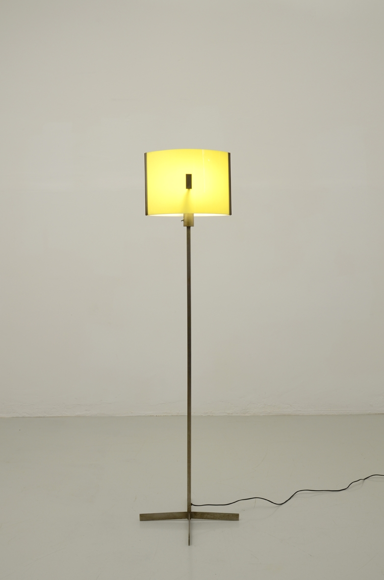 1950's Floor lamp by Stilnovo