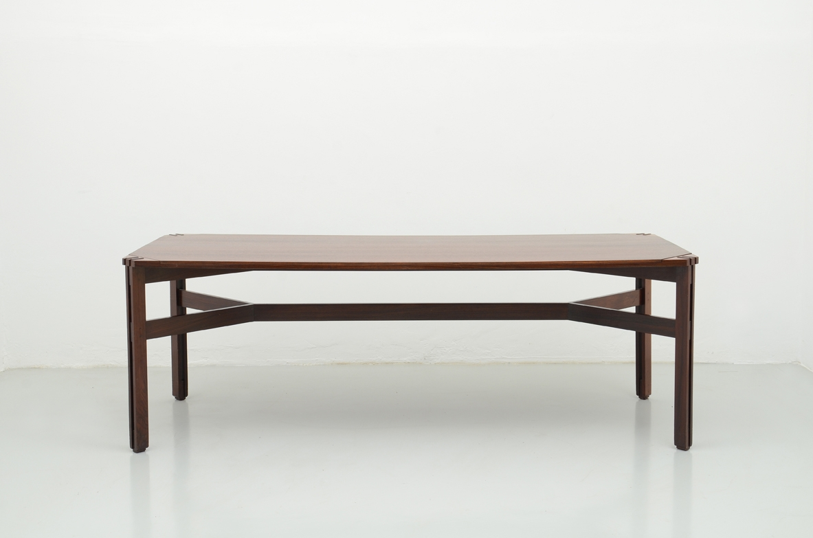 Rare dining table by Ico parisi