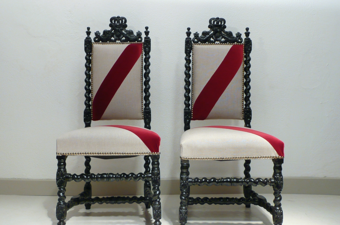 Antique and vintage chairs