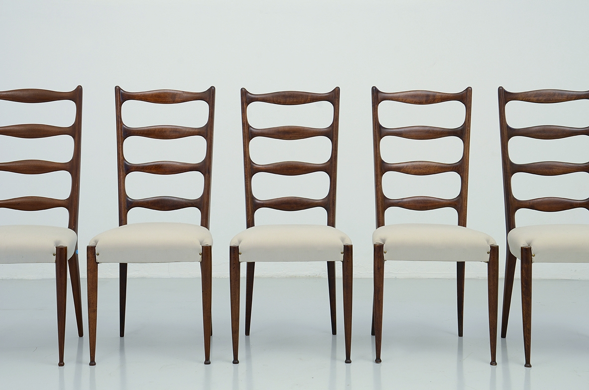Paolo Buffa 1950's chairs