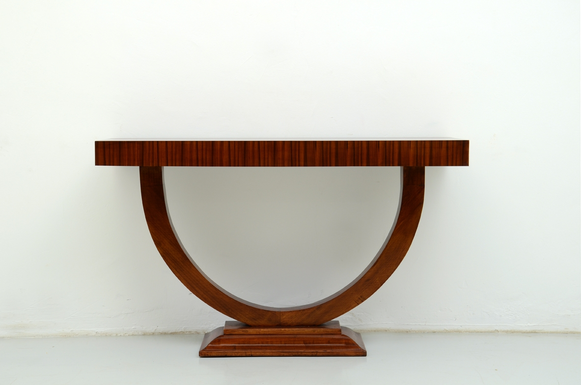 1930's console arte deco on sale Milan
