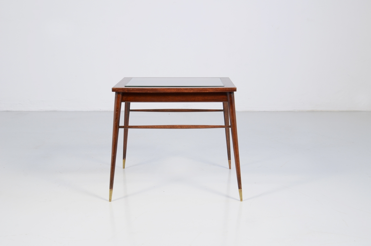 1950's Little side table in the style of Gio Ponti
