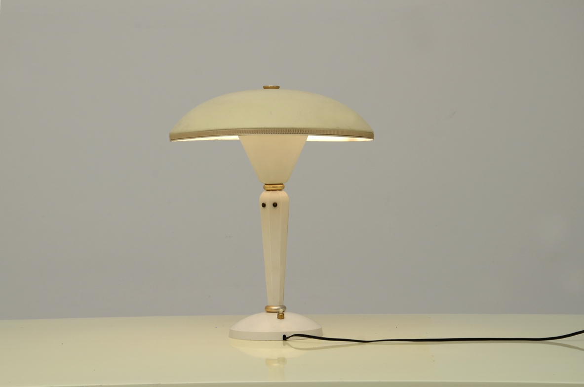 Art Deco table light. France 1940's