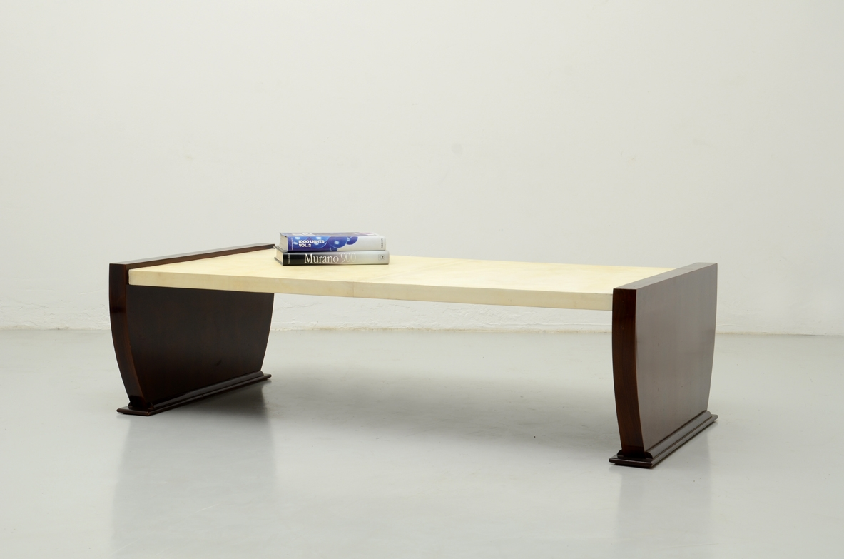 Low table in macassar shop Milan