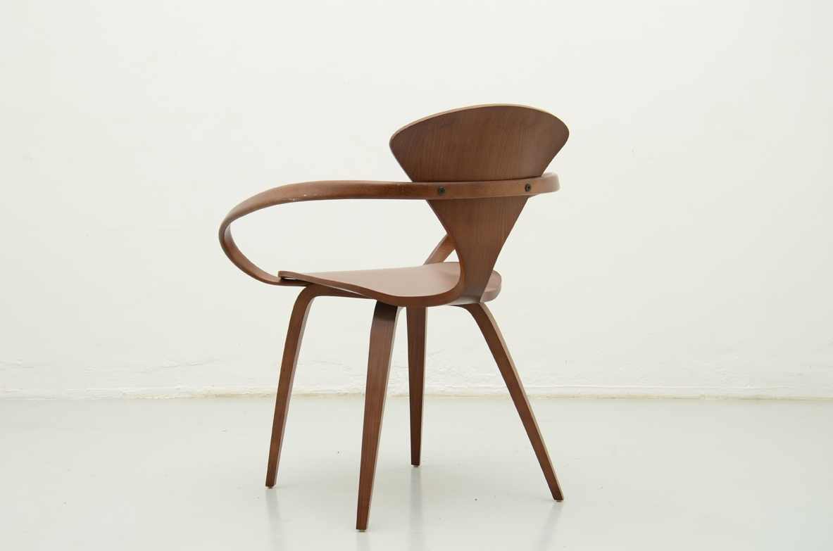 Paul Goldman, Cherner chair, 1957.