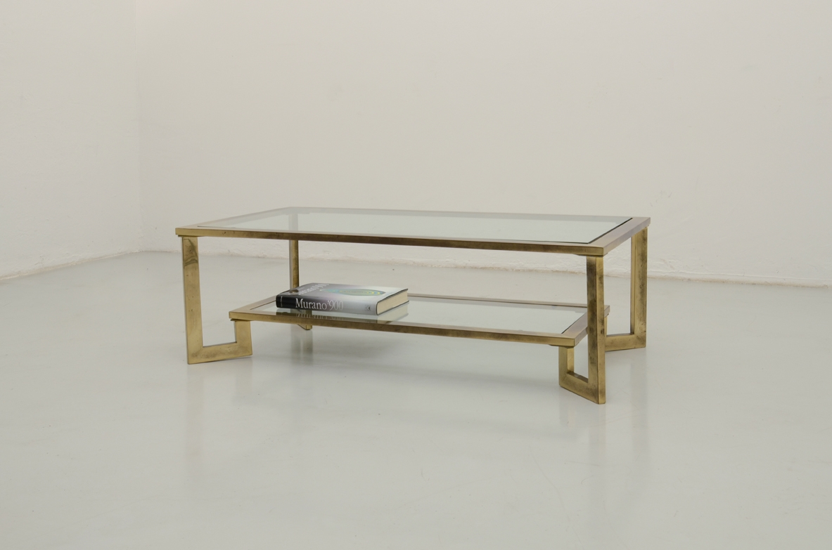 Vintage low table by Romeo Rega