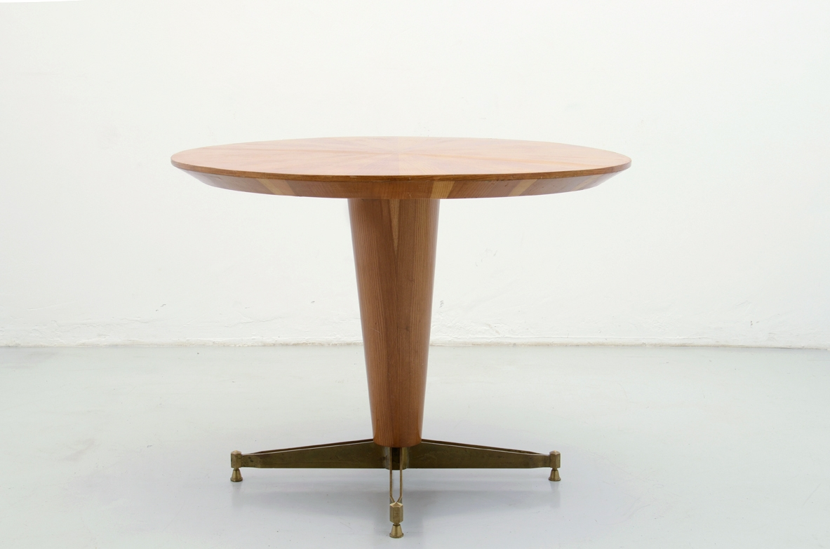 Italian Mid century dining table