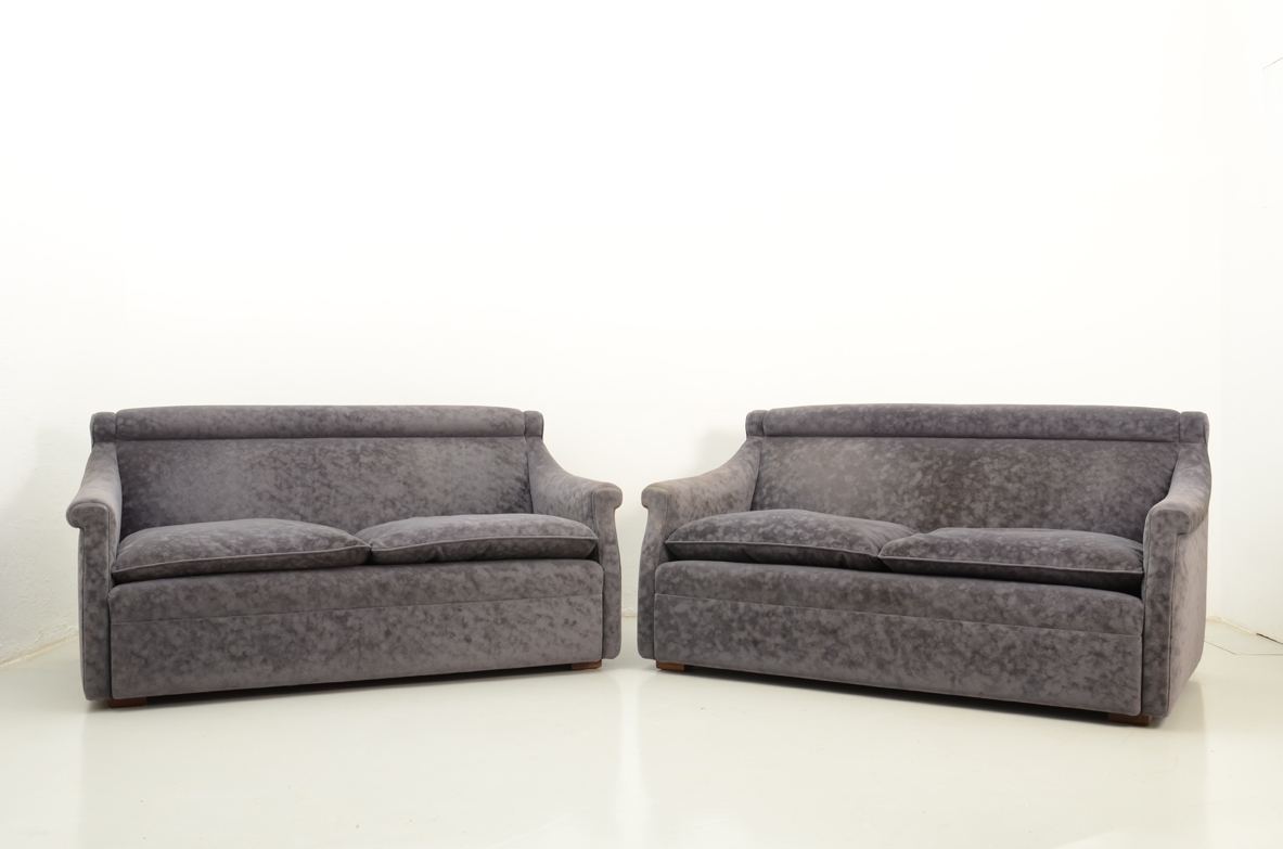 Luigi Caccia Dominioni sofa for Azucena, Italy 1960