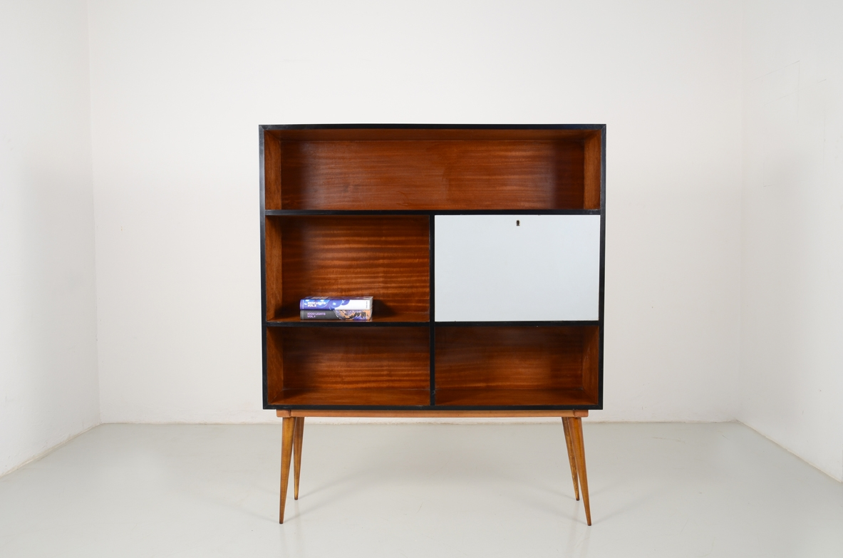 Vintage highboard storage shop Milan