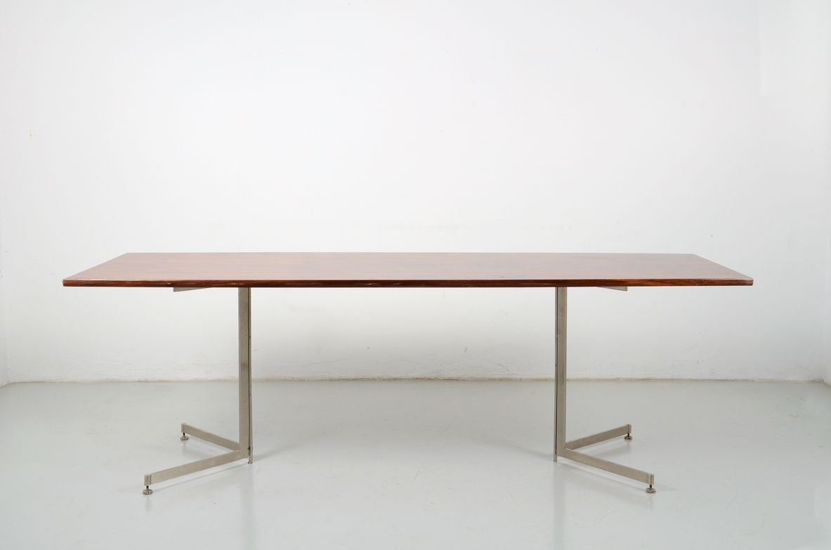 Franco Campo & Carlo Graffi, table in macassar.
