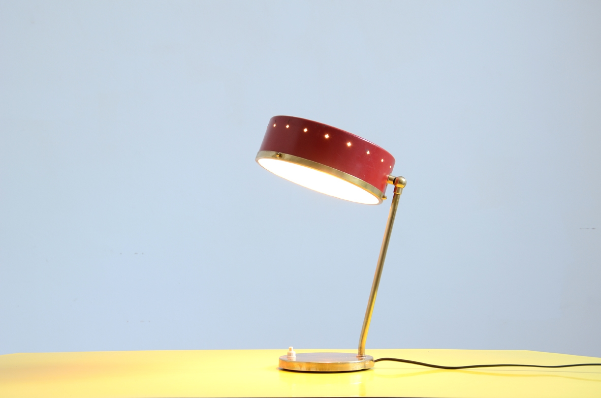 1950's vintage table lamp Milan