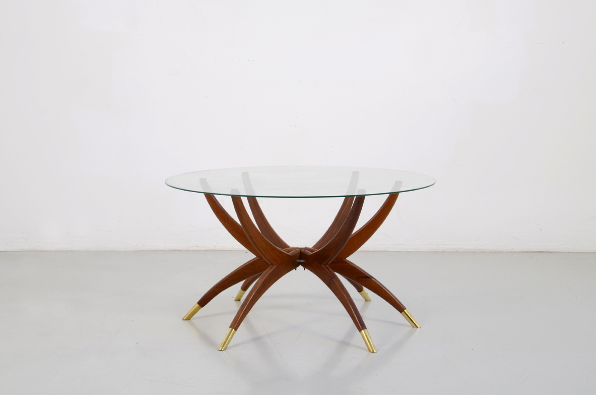 Guglielmo Ulrich stunning 1950's coffee table