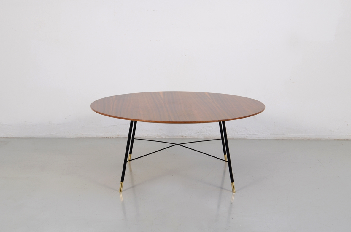 Ico Parisi, coffee table model 735 produced by Figli di Amedeo Cassina, 1956.