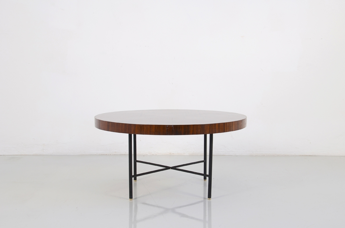 Melchiorre Bega, coffee table designed for a private property in 1955.