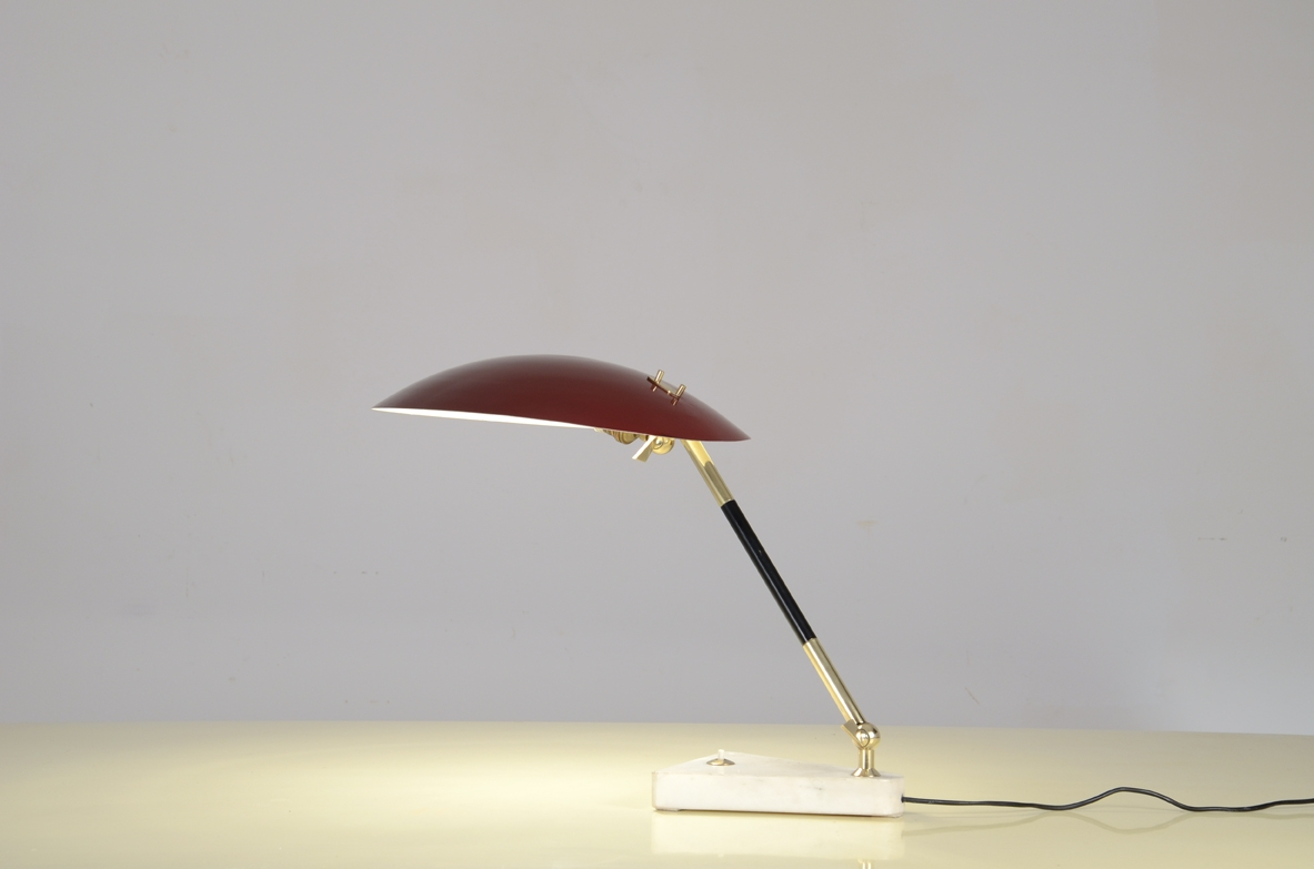Stilux, rare italian 1950's table lamp